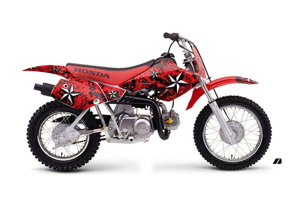 HONDA XR 50 2000-2003 GRAPHICS KIT CREATORX DECALS STICKERS SXW