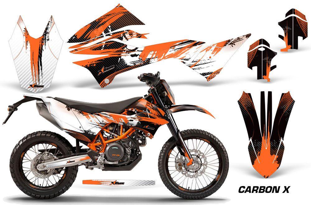 KTM Adventure 690 Enduro R Dirt Bike Graphics (2012-2016)