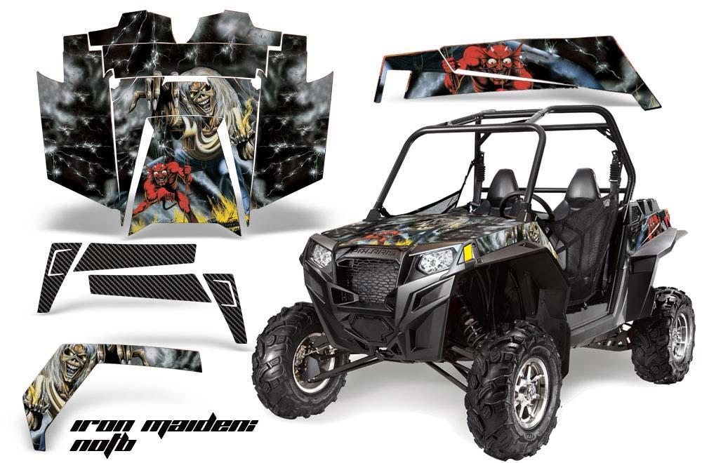 Polaris RZR 900 XP UTV Graphics (2011-2014)