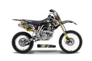 Honda CRF150 R Dirt Bike Graphic Kit - 2007-2016 Number of the Beast