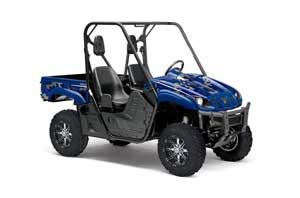 Yamaha Rhino 700 / 660 / 450 Graphic Kit - 2004-2013 Camoplate Blue