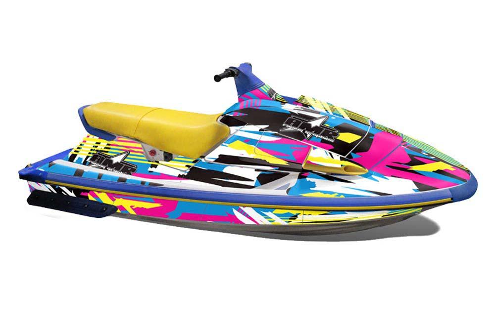Yamaha wave raider graphics flashback jet ski pwc graphic for Jet ski prices yamaha