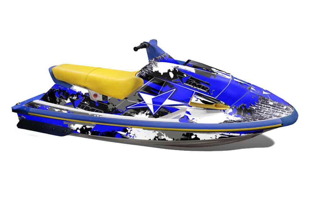 Yamaha Wave Raider Graphics (1994-1996)